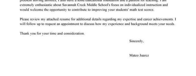 Cover Letter Examples For Job Free Cover Letter Examples For Every Job Search Livecareer