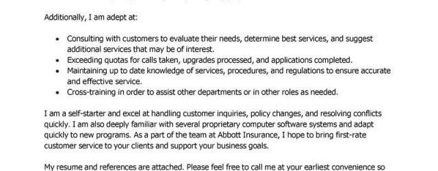 Cover Letter For Customer Service Customer Service Representative Cover Letter Sample Im So Doing