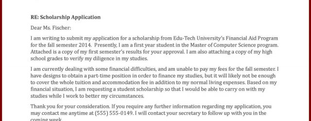Cover Letter For Scholarship Pin Shuva On Shuva Pinterest Writing Application Letters And