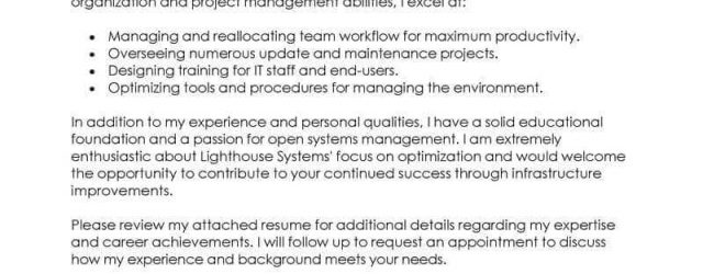 Example Cover Letter For Job Free Cover Letter Examples For Every Job Search Livecareer