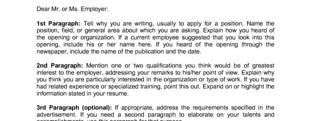 How To Address Cover Letter Related To How To Address Cover Letter Sample Opening Paragraph It