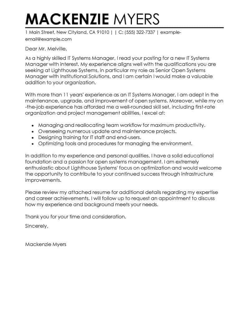 30+ Resume Cover Letter Examples - letterly.info